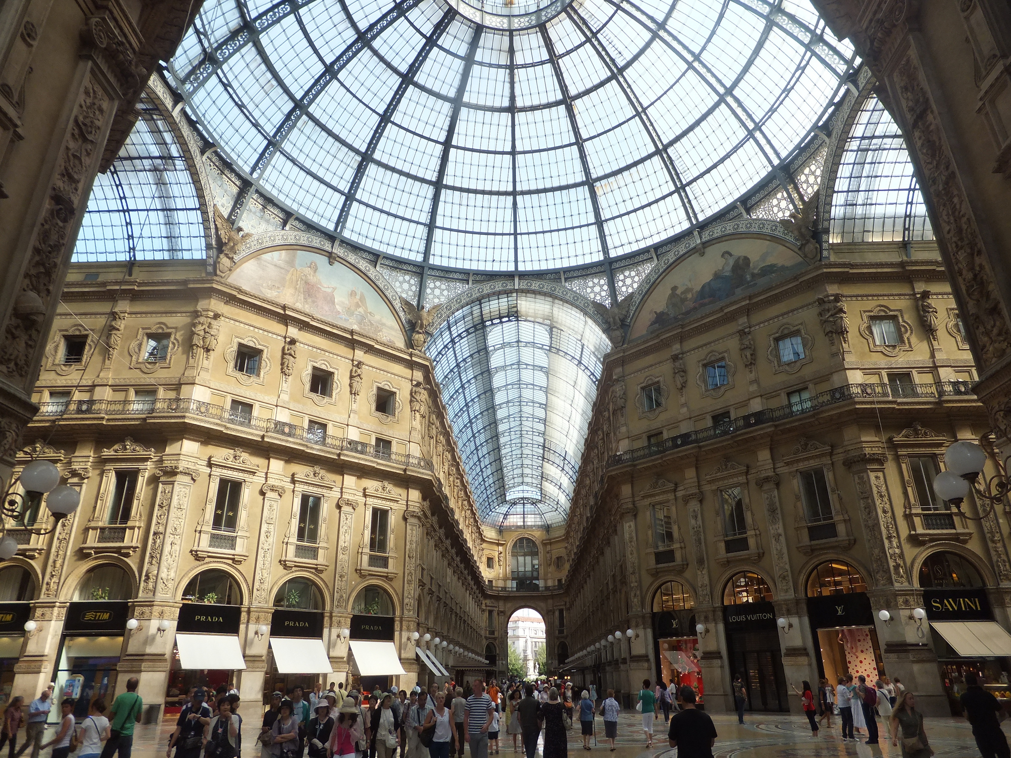 Top 10 most popular tourist attractions in milan for Best places in milan